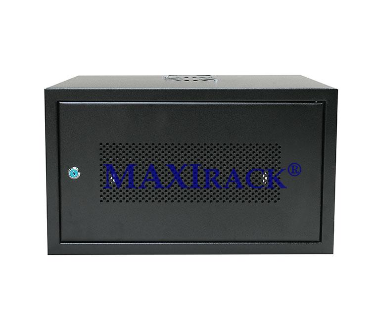 Tủ mạng Maxi rack 6U 400-BLK