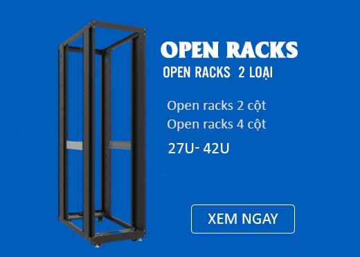 Open rack maxi rack
