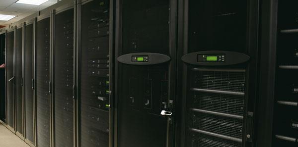 bảo mật trong data center rack