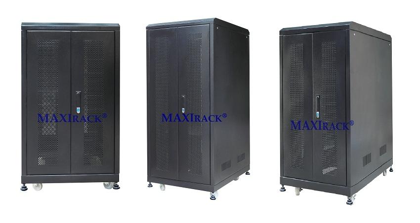 Thông số tủ mạng Maxi Rack 27U sâu D600, D800 và D1000