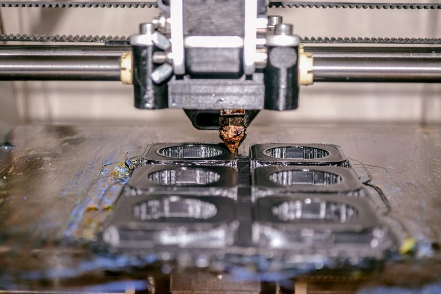 Các loại Rapid Prototyping cho sản xuất kim loại